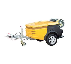 Équipements d'hydrocurage