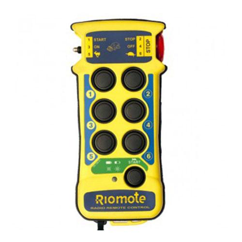 Riomote® télécommande par radio