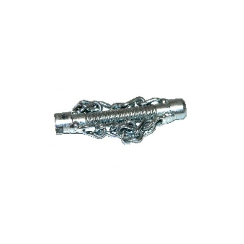 Tête coupe chaîne 16 mm 2 chaînes