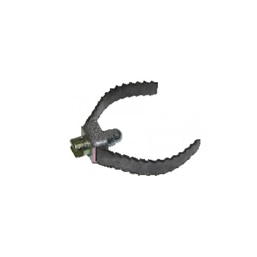 Tête couteau 125 mm pour flexible 22 mm