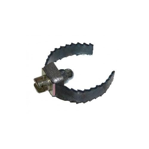 Tête couteau 90 mm pour flexible 22 mm