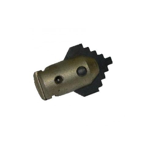 Tête foreur 35 mm pour flexible 22 mm