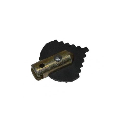 Tête foreur 45 mm pour flexible 16 mm