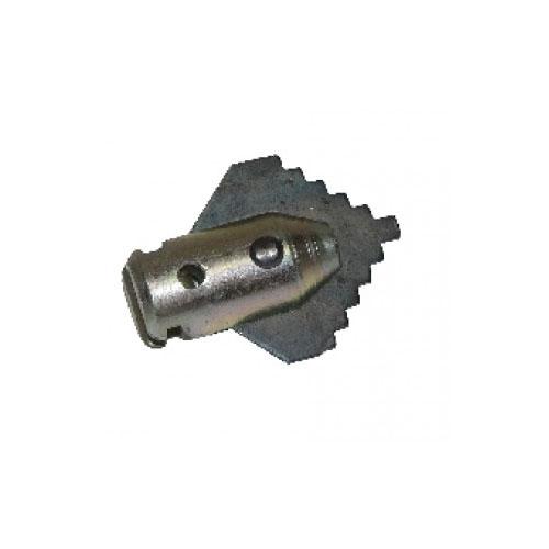 Tête foreur 45 mm pour flexible 22 mm