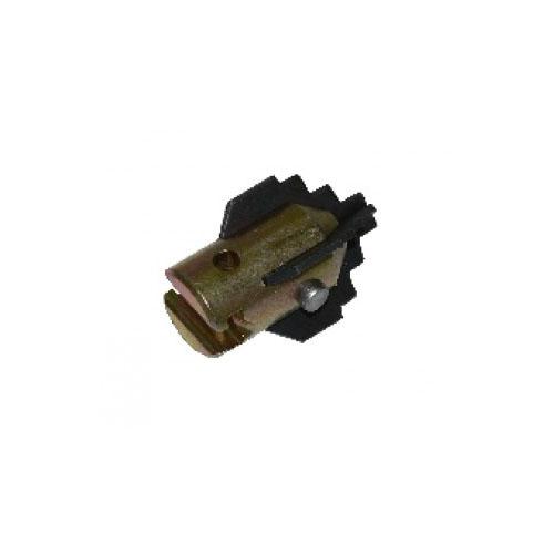 Tête foreur à 4 pans 25 mm pour flexible 16 mm