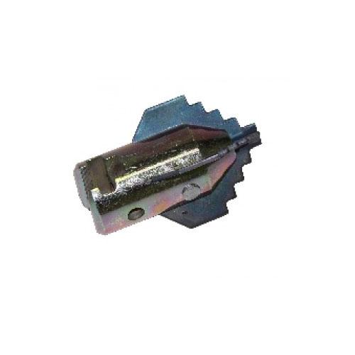 Tête foreur à 4 pans 35 mm pour flexible 22 mm