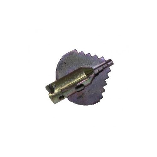 Tête foreur à 4 pans 45 mm pour flexilble 16 mm