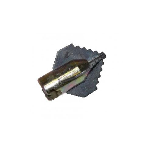 Tête foreurs à 4 pans 45 mm pour flexible 22 mm