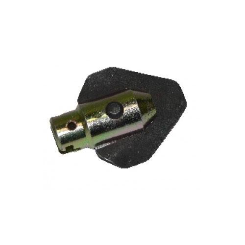 Tête foreur 65 mm pour flexible 22 mm