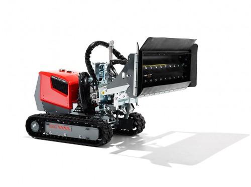 Robot d'hydrodémolition Aqua Cutter 401 V - 1