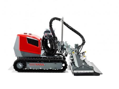 Robot d'hydrodémolition Aqua Cutter 410 V